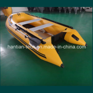 CE Inflatable Rubber Fishing Boat for 3 People (HT270) pictures & photos