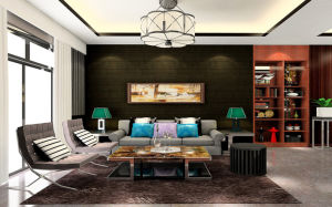 Modern Hotel Lobby Furniture for Sale Dining Room Furniture (zp-005) pictures & photos
