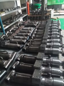 Single Acting Hydraulic Cylinder for Agricultural Machine pictures & photos