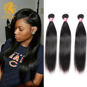 Peruvian Straight Virgin Hair 3 Bundles 7A Unprocessed Virgin Hair Straight Human Hair pictures & photos