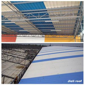 Free Sample Color Coated Corrugated Roofing Sheets pictures & photos