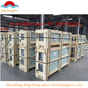 Sound Insulation Glass/Construction Glass/Double Glass/Hollow Glass/Insulated Glass/Insulating Glass pictures & photos
