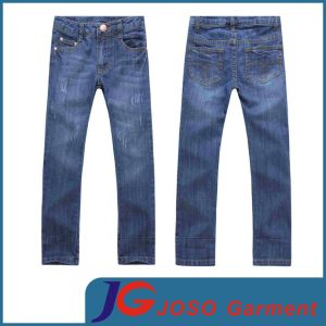 Girls Denim Casual Kids Pants (JC5126) pictures & photos