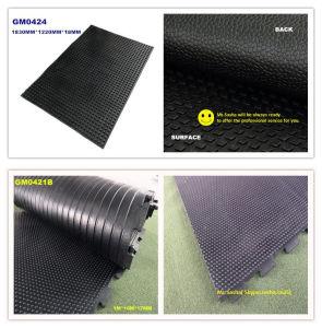 High Density Farming Rubber Mat, Cow Horse Rubber mattress pictures & photos