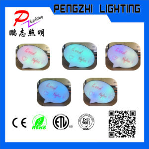 High Brightness LED Crystal Light Box Display pictures & photos