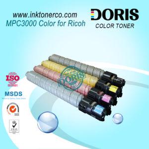 Compatible Premium Refillable Toner Cartridge MP C3000 Color Copier for Ricoh Mpc2000 Mpc2500 Mpc3000 pictures & photos