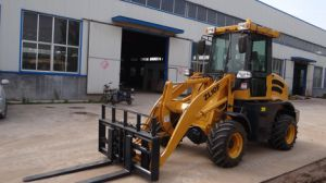 1000kgs Front Wheel Loader for Sale pictures & photos