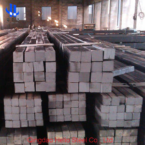 S45c 1045 S20c Ss400 A36 Square Steel Bar pictures & photos