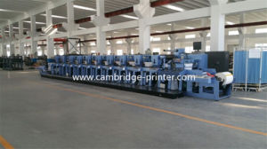 Narrow Web Flexo Printing Machine