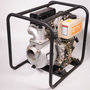 CE Approved Air-Cooled Diesel Water Pump pictures & photos