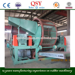 High Efficient Low Consumption Used Tire Shredder Machine for Sale pictures & photos