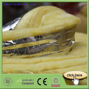 Soundproof Glasswool Insulaton Blanket Made in China pictures & photos