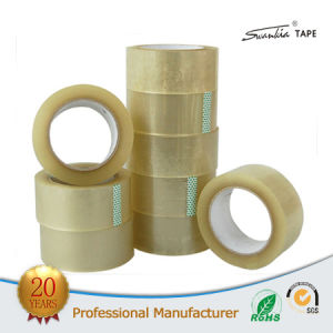 Factory Price Customize BOPP Packing Tape, Super Clear Sealing Tape pictures & photos
