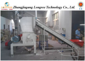 Plastic Profile Waste Recycling Crusher, PPR Pipe Crusher Unit pictures & photos