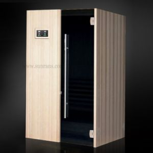 Modern Deluxe Indoor Corner Far Infrared Sauna Cabinet (SR8M6003) pictures & photos
