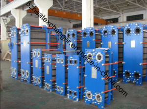 Gasket Heat Exchanger for General Heating and Cooling