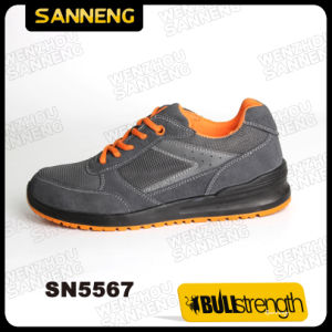 Sport Safety Shoes with New PU/PU Sole (SN5567) pictures & photos