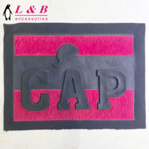 2018 3D Printed Fabric Applique pictures & photos