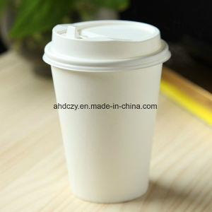 8oz Hot Drink Disposable Single Wall Cheap Thermal Coffee Cups pictures & photos