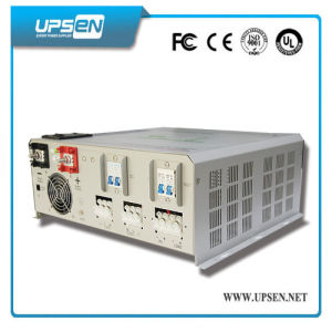 LCD&LED Screen Pure Sine Wave Hybrid Solar Inverter pictures & photos