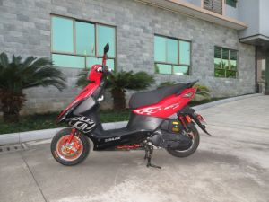 50cc/100cc/125cc EEC High Speed Alloy Wheel Gas Motor Scooter (SL100T-A3) pictures & photos