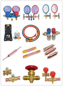 Refrigeration Parts Aluminum Test Manifold Set GM-160 Manifold Gauge Set pictures & photos