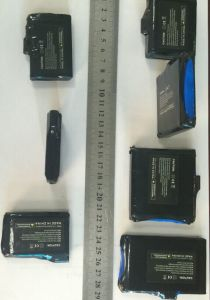 Polymer Li-ion Battery Pack For Heating Products Elements/Gloves 1200-6000mAh pictures & photos