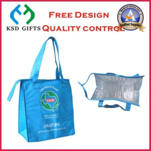 Promotion 80gram Non Wonve Bag with Your Logo (KSD-1133) pictures & photos