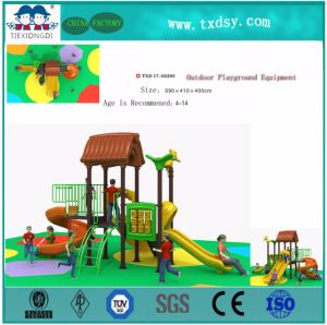 2017 Children Amusement Outdoor Playground Equipment Txd17-02203 pictures & photos