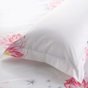 ODM Luxury Cotton Apartment Printed Bedsheet pictures & photos