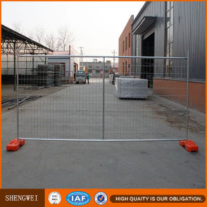 Portable Temporary Iron Wire Mesh Fence pictures & photos