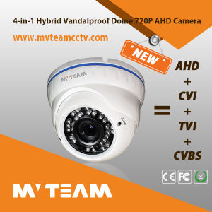 Full HD 720p Ahd Hybird CCTV Waterproof Vandal-Proof Dome Camera pictures & photos