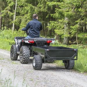 ATV Farm Traler, Box Trailer, Single Axle Trailer pictures & photos