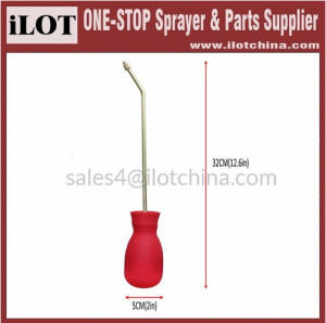 Ilot Diatomaceous Earth Powder Bulb Duster with Long Reach Nozzle and Adjustable Nozzle for Indoor and Outdoor Pest Control pictures & photos