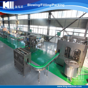 Automatic Complete Drinking Water Filling and Packing Line pictures & photos