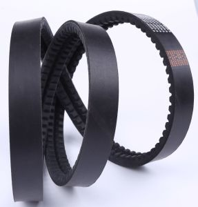Rubber Coating Variable Speed Belts with Excellent Resilience and Stretch pictures & photos