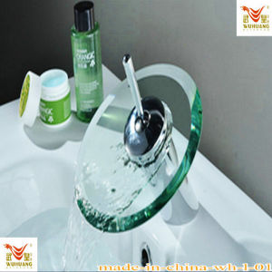 New Design Waterfall Bathroom Basin Mixer pictures & photos