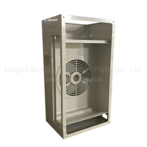 Precision Sheet Metal of Air Filter Cabinet pictures & photos