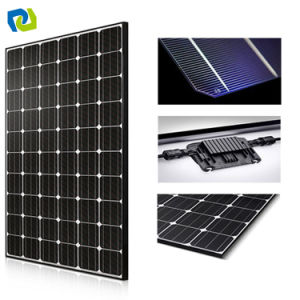 150W Erneuerbare Energy Flexible Monokristallines Photovoltaik Solar Panel Modul pictures & photos