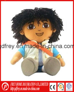 Hot Sale Plush Doll Toy for Baby Gift Promotion pictures & photos