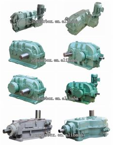 50 Years′ Experience Dcy Hard Teeth Surface Gear Box pictures & photos