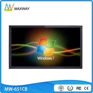 Big Size 65 Inch Wall Mount All in One PC with I3/I5/I7/Celeron1037 (MW-651CB) pictures & photos