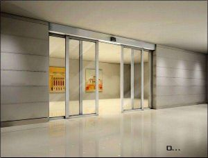 Automatic Sliding Door with Ce, SGS, ISO9001: 2008 Approved pictures & photos