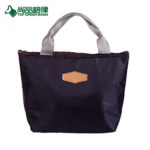 Fashion Simple Lunch Cooler Bag Tote Ladies Shopping Cool Bag pictures & photos