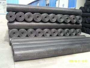 50mm Mesh Size PP Geogrids with High Quality pictures & photos