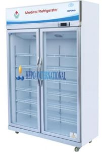 Double Doors 760L Vaccine Refrigerator/Pharmacy Refrigerator pictures & photos