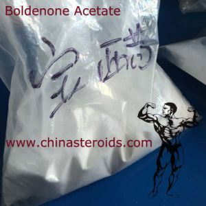 USP Raw Powder 2363-59-9 Boldenone Acetate for Bodybuilding pictures & photos