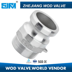 Stainless Steel CF8 Cam Lock Coupling pictures & photos