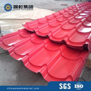 Corrugated Prepainted Steel Color Roofing Sheet pictures & photos