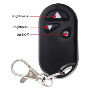 High Quality 3 Keys Remote Control RF LED Dimmer pictures & photos